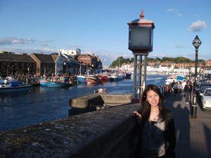 世界遺産のイギリス南西部海岸「Weymouth」_e0030586_1561536.jpg