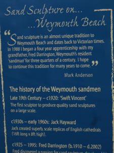 世界遺産のイギリス南西部海岸「Weymouth」_e0030586_1561966.jpg