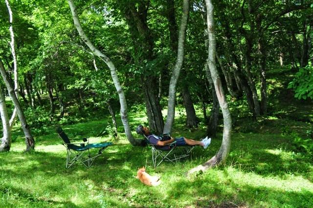 戸隠でキャンプ!初日_a0126590_17523257.jpg