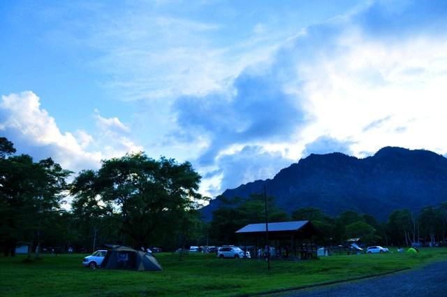 戸隠でキャンプ!初日_a0126590_1814083.jpg