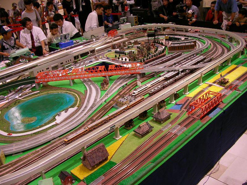 阪急百貨店 鉄道模型フェスティバル 2010 その1_a0066027_611656.jpg