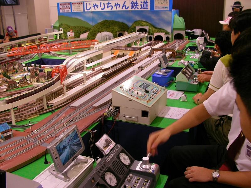 阪急百貨店 鉄道模型フェスティバル 2010 その1_a0066027_6133233.jpg