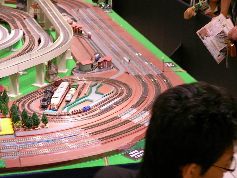 阪急百貨店 鉄道模型フェスティバル 2010 その1_a0066027_6164977.jpg