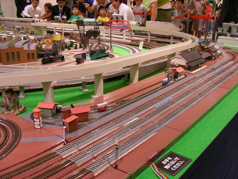 阪急百貨店 鉄道模型フェスティバル 2010 その1_a0066027_6181497.jpg
