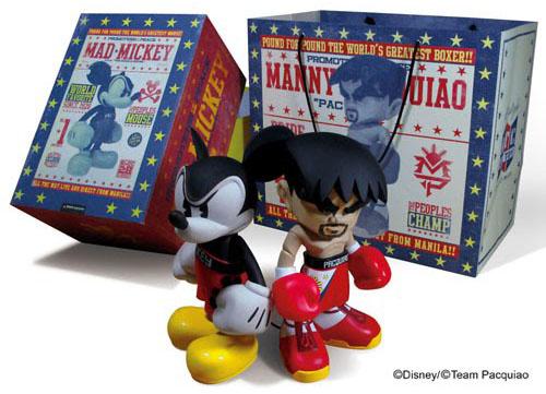Manny Pacquiao x Bloc28 Mad Mickey_e0118156_891016.jpg