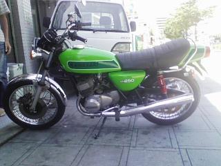 2サイクル 250cc 保存の会・・・?_a0163159_11593478.jpg