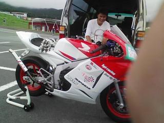 12inchミニバイク  その3_a0163159_21351516.jpg