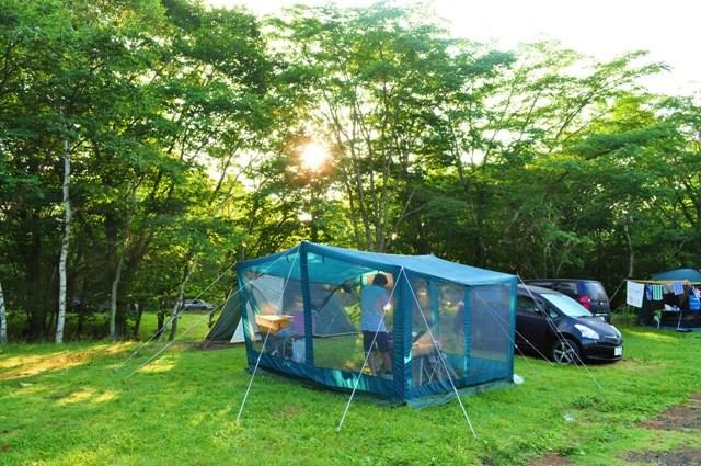 戸隠でキャンプ!!3日目_a0126590_2313643.jpg