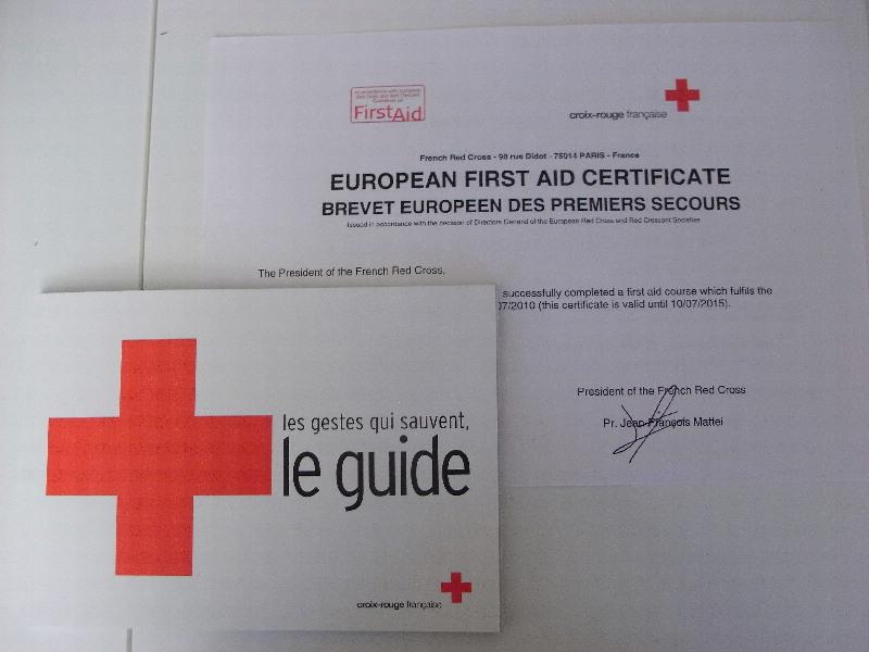 赤十字ファーストエイド講習会_c0202508_223750.jpg