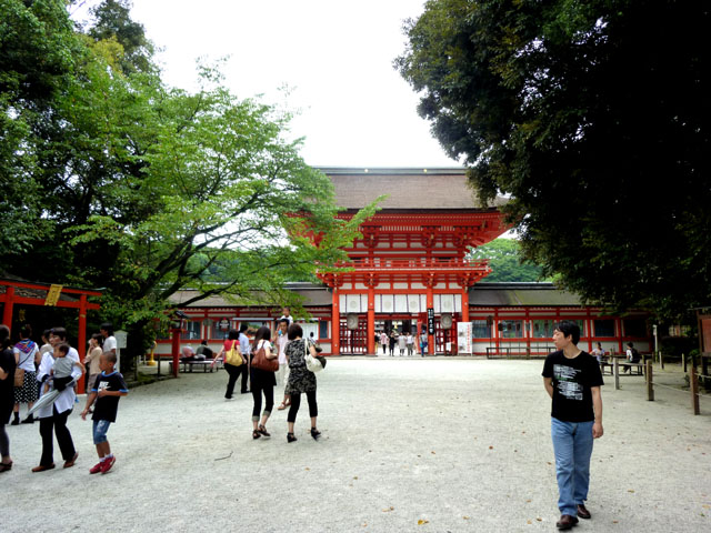 京都の夏 納涼古本まつり_e0048413_11502842.jpg