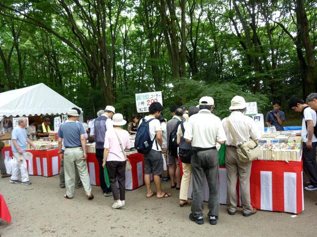 京都の夏 納涼古本まつり_e0048413_11512053.jpg