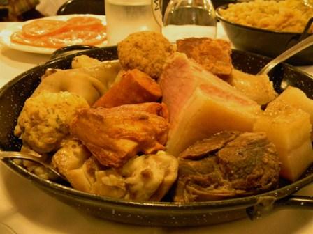 巡礼の道の豆料理_c0213220_83364.jpg