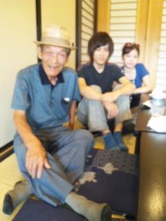 両親と過ごした夏休み_d0148223_132845100.jpg