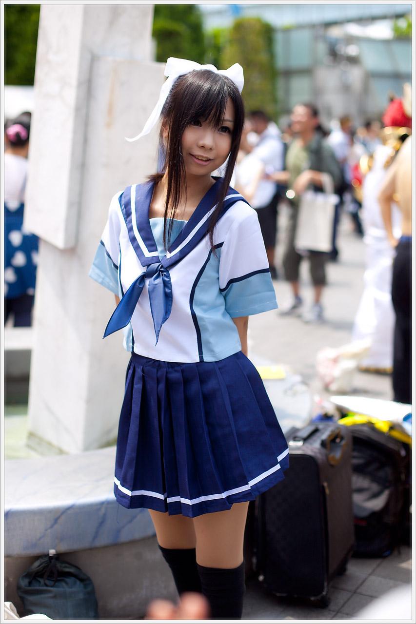 夏コミ1日目のコスプレ写真速報〜☆_b0073141_1142993.jpg