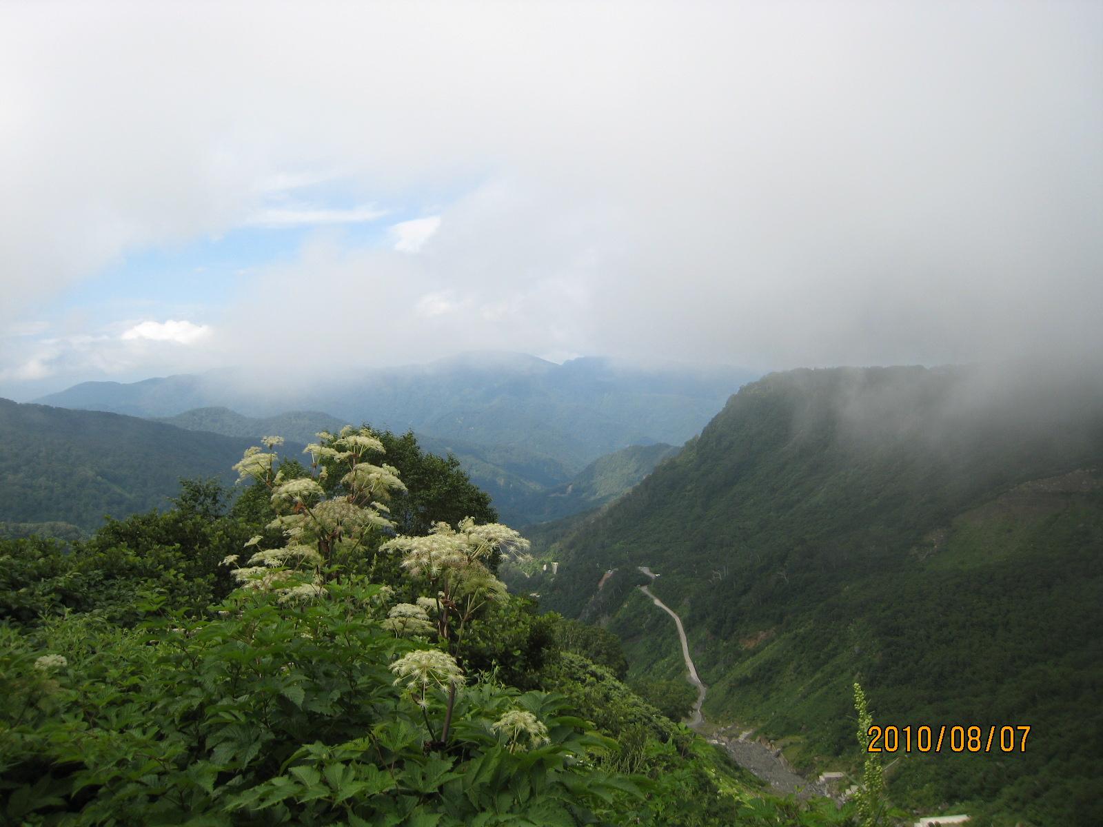 恒例の白山登山へ_e0121558_124313.jpg