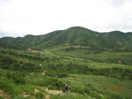 恒例の白山登山へ_e0121558_1263518.jpg