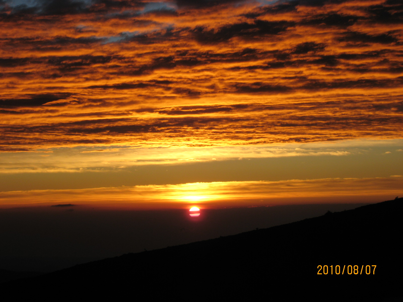恒例の白山登山へ_e0121558_129373.jpg