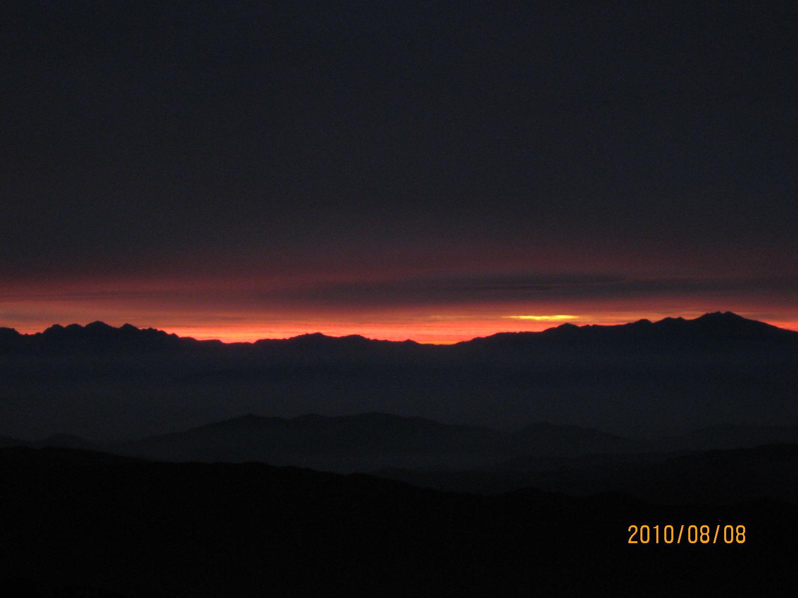 恒例の白山登山へ_e0121558_1303946.jpg