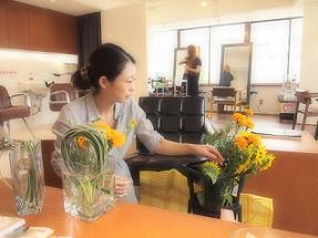 お花♪_f0202682_1322491.jpg