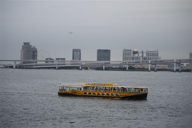 竹芝桟橋から見るレインボーブリッジ_b0175688_12101724.jpg