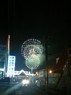 東海まつり花火大会♪_f0237698_21551515.jpg