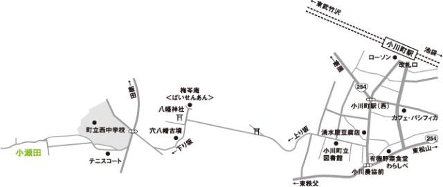 小川町駅から小瀬田までの地図_c0167329_12433342.jpg