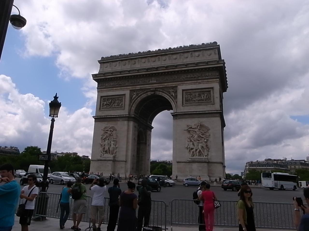 ANIPUNK in PARIS 〜7&8日目〜帰国〜_a0097901_16103046.jpg