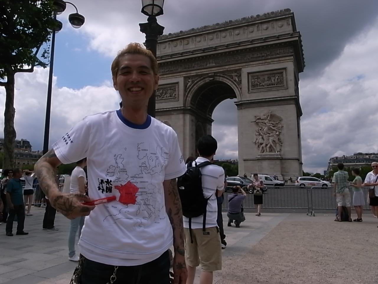 ANIPUNK in PARIS 〜7&8日目〜帰国〜_a0097901_16132286.jpg