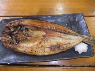ダブルローライダーと海鮮ホッケ定食!!_c0226202_745245.jpg