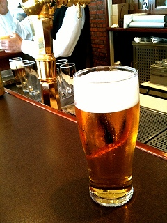 初めてのビール工場 _a0036808_1863930.jpg