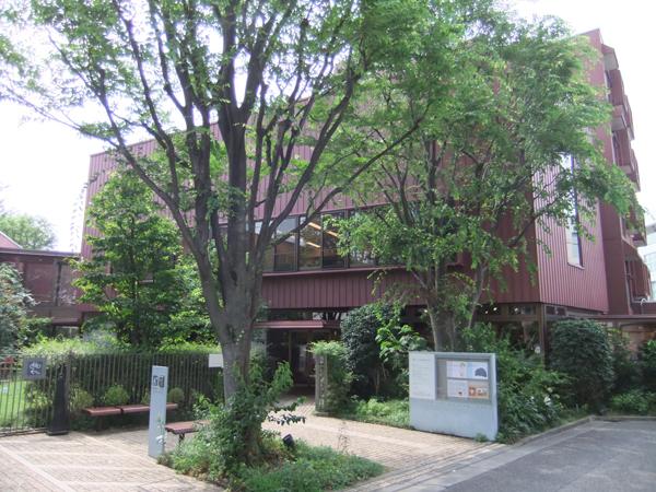 ちひろ美術館東京!_c0225122_2164871.jpg