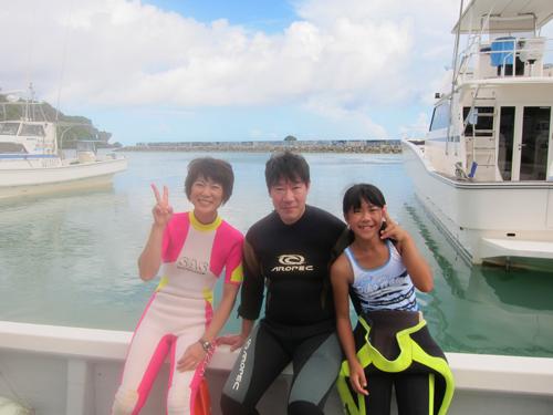 8月16日ベタナギの海で遊んだぞ==!_c0070933_15354040.jpg