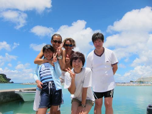 8月16日ベタナギの海で遊んだぞ==!_c0070933_1537318.jpg
