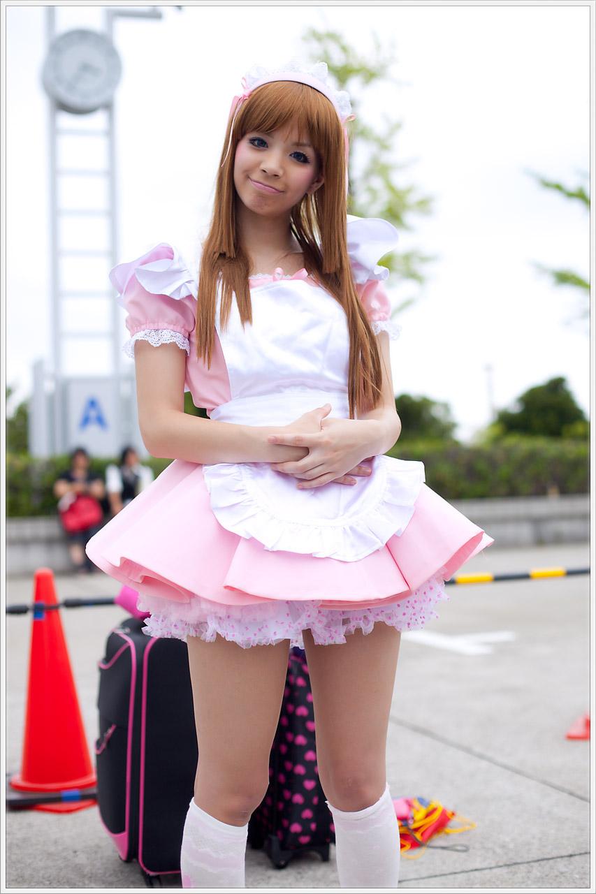 夏コミ1日目のコスプレ写真速報〜☆_b0073141_230401.jpg