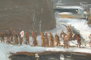 残存する傷跡3~雪の行軍2_f0223981_21475983.jpg