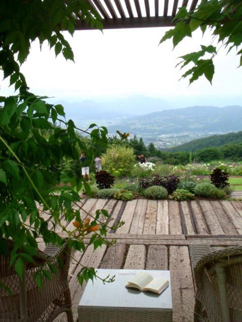 ◆軽井沢の休日・・・・① ヴィラデスト & おぎはら植物園_e0154682_232461.jpg