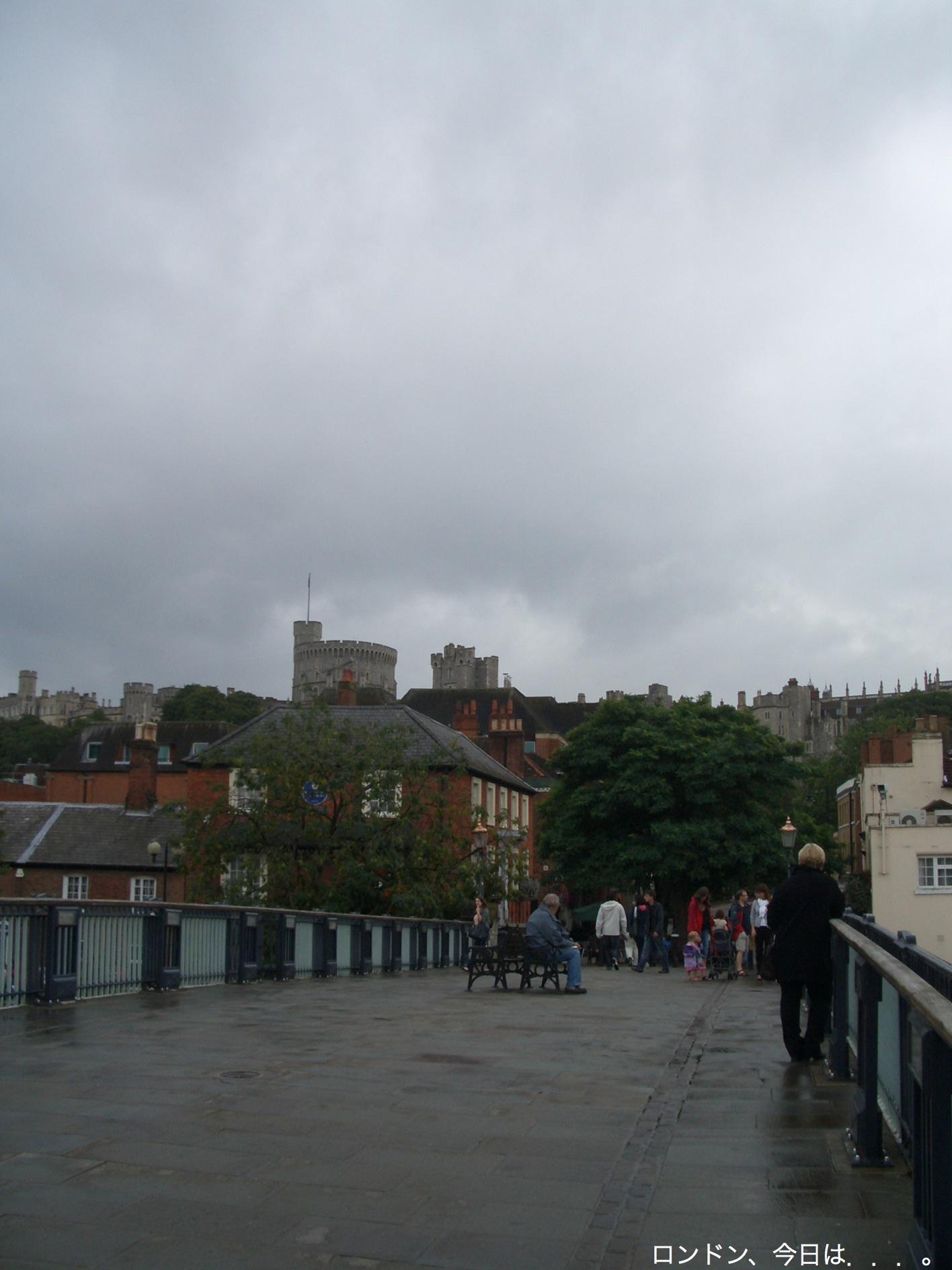 雨の中のWindsor_a0137487_115374.jpg
