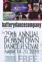 第29回ダウンタウン・ダンス・フェスティバル Downtown Dance Festival_b0007805_1402594.jpg