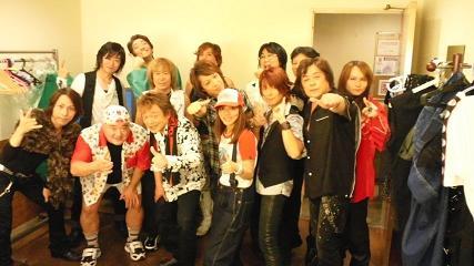 """スーパーヒーロー魂2010""""夏の陣""""@zeppTokyo_e0146185_0185969.jpg"""