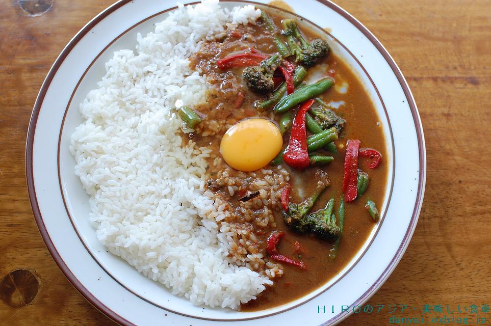野菜のカリー_f0050226_23423955.jpg