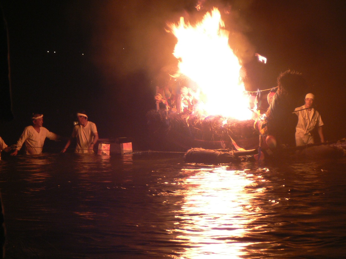 オボントーノ 「火のまつり」_d0001843_0391572.jpg