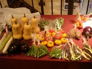 生産者さんと語り、食を知ろう 今夜のテーマ「茄子」_b0199244_23321717.jpg
