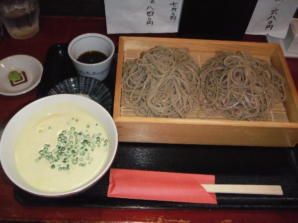浦和でお蕎麦_f0193752_1195127.jpg