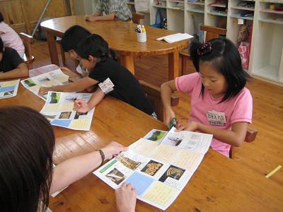 飫肥杉で子ども達キラキラ_f0138874_18262512.jpg