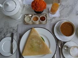 インド通信5 アマンでいただく極上料理_a0138976_21463155.jpg