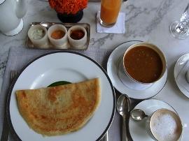 インド通信5 アマンでいただく極上料理_a0138976_21464274.jpg
