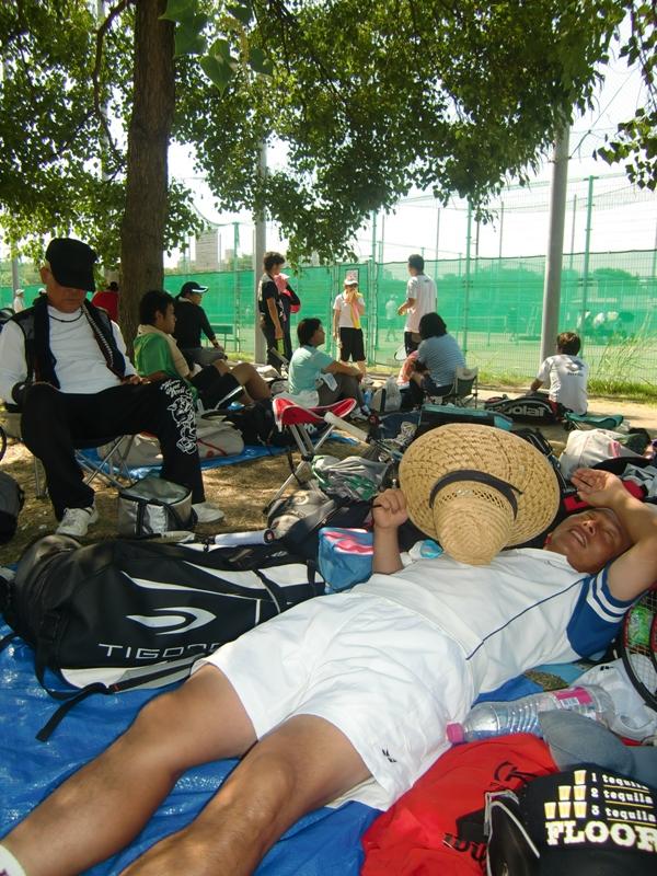 ■ 真夏のテニス_f0238779_8202472.jpg