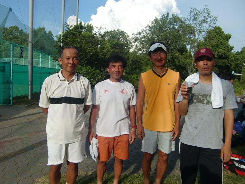 ■ 真夏のテニス_f0238779_8205045.jpg