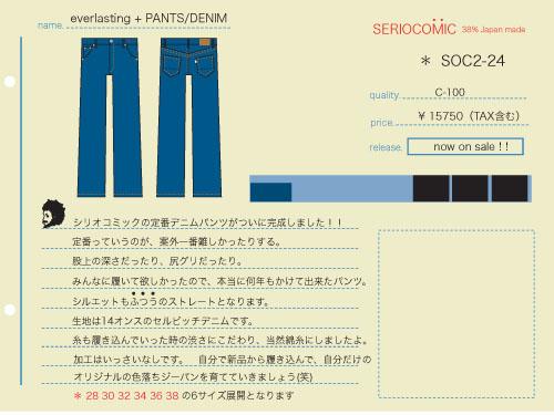 everlasting + PANTS_a0113127_12442140.jpg