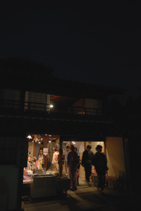 宵の明治村でスナップ_c0171945_20384160.jpg